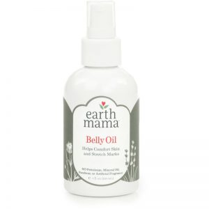 EarthHero - Natural Belly Stretch Mark Oil - 1