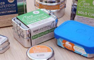 ECOlunchbox EarthHero Plastic Free Travel