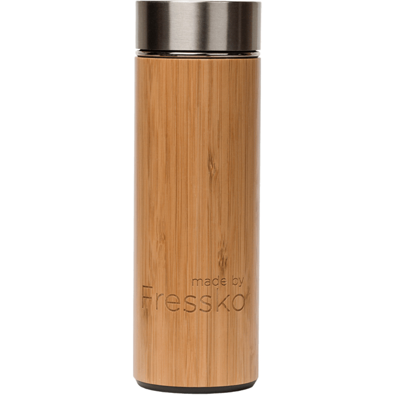 Bamboo Infuser Bottle Fressko Non Toxic Drinkware On