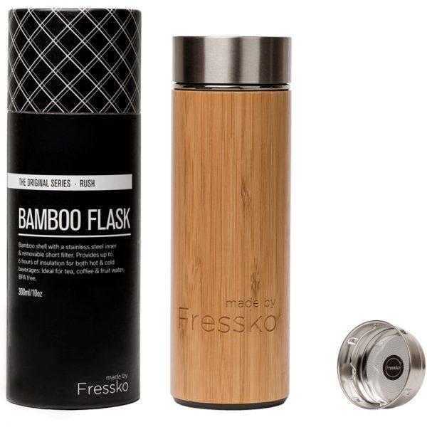 EarthHero - Bamboo Infuser Bottle - 3