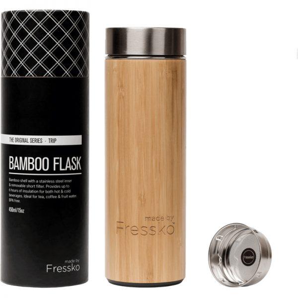 EarthHero - Bamboo Infuser Bottle - 6