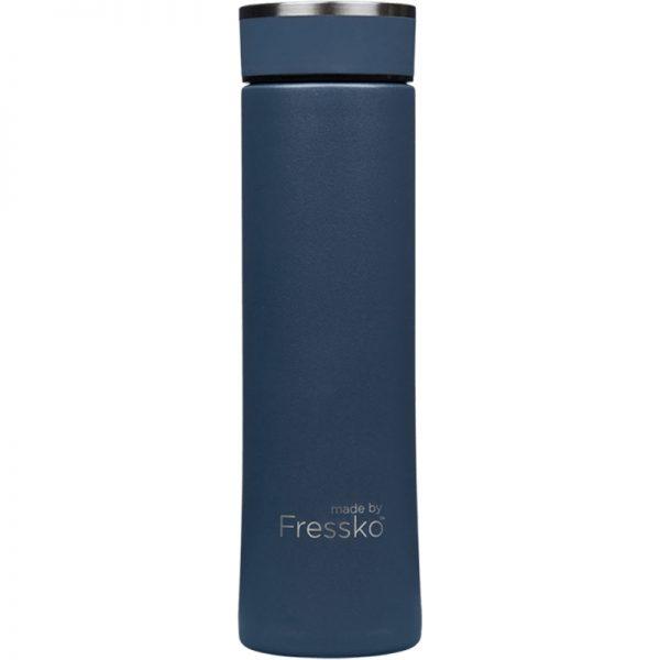 EarthHero - Stainless Steel Infuser Bottle  - Denim