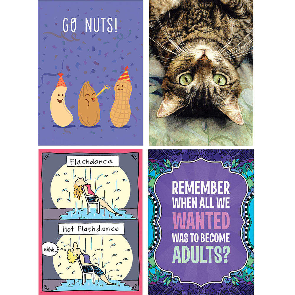 Aging Humor Birthday Cards