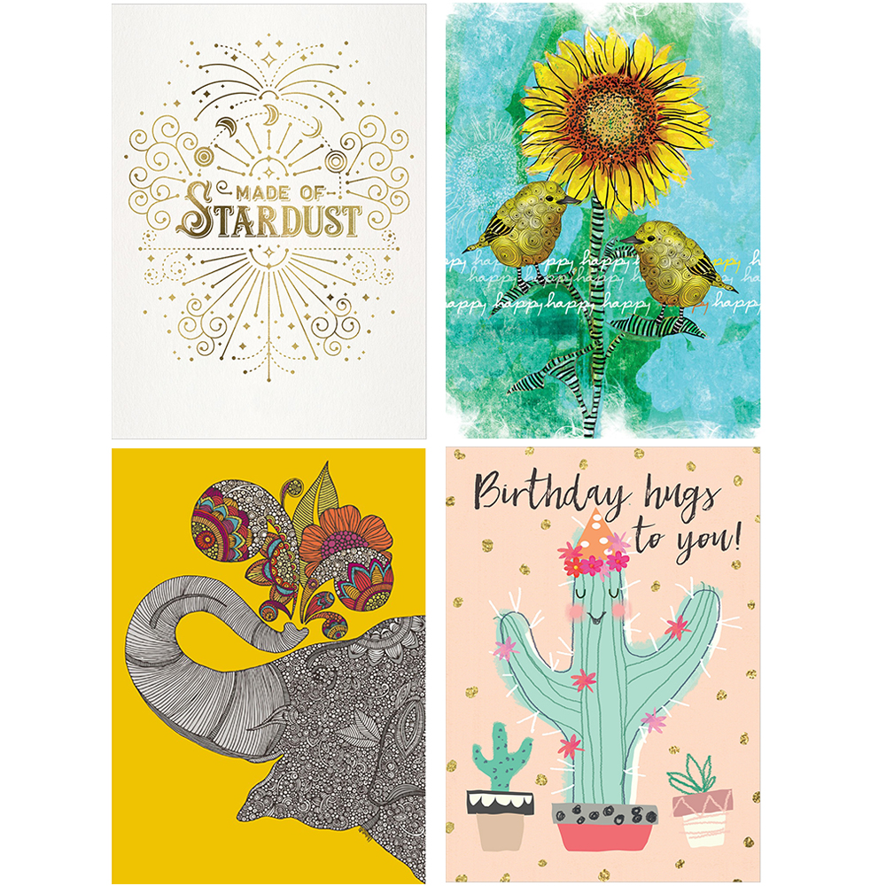 EarthHero - Good Vibes Birthday Cards 1