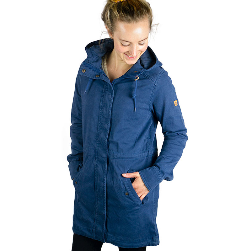 EarthHero - Jaguar Women's Hooded Jacket - 1