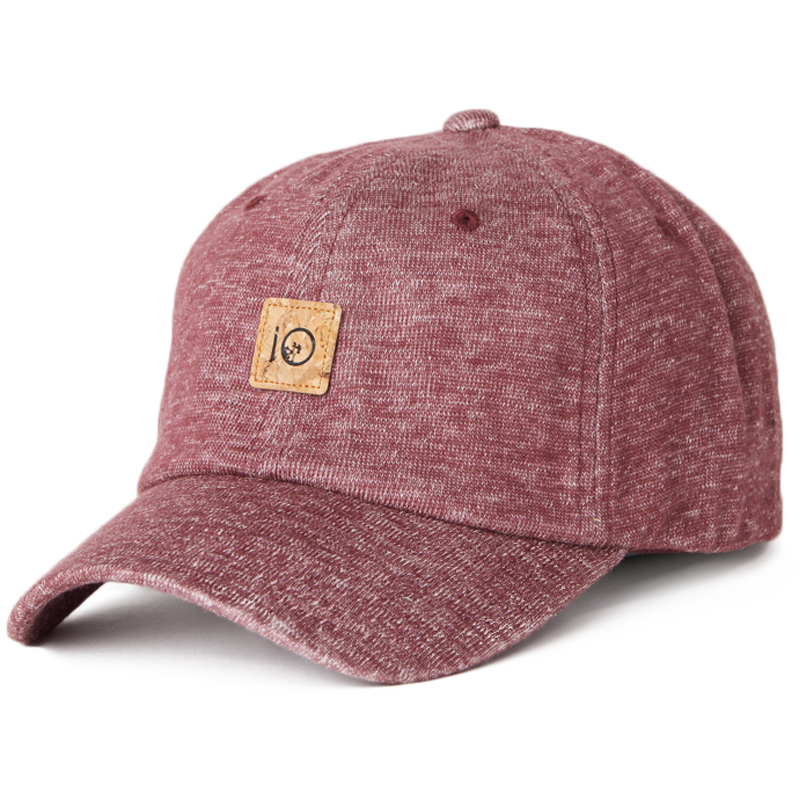 EarthHero - tentree Thicket Fitted Hat - Red Mahogany - L/XL
