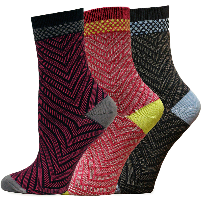 EarthHero - Organic Cotton Arrow Dress Socks 1