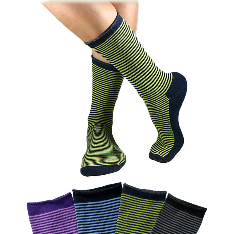 EarthHero - Organic Cotton Cushioned Crew Socks 3