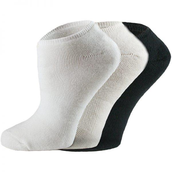 EarthHero - Organic Cotton Cushioned Footie Socks 1