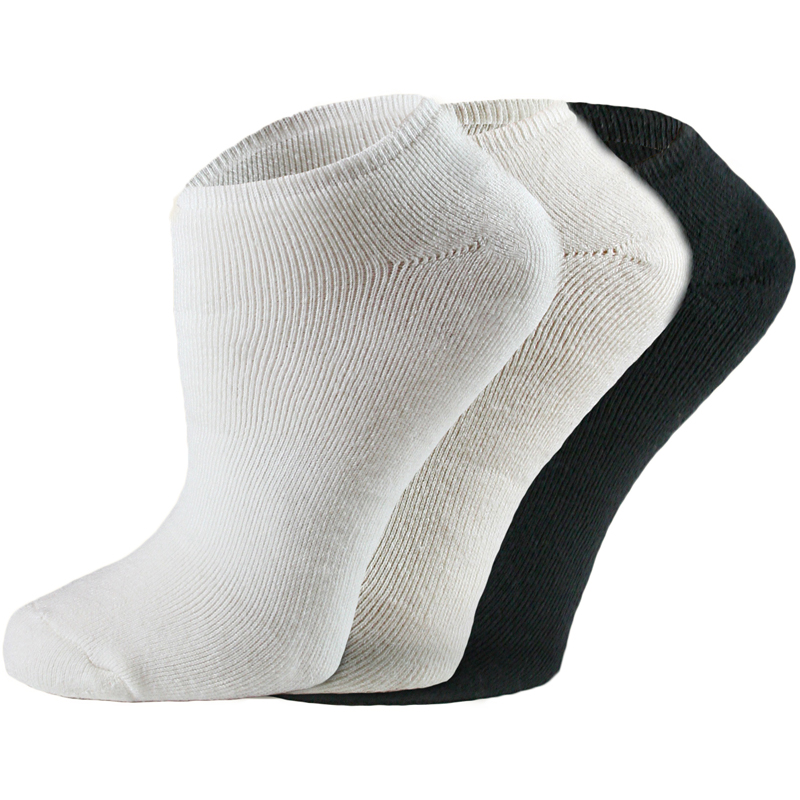 EarthHero - Organic Cotton Cushioned Footie Socks 1