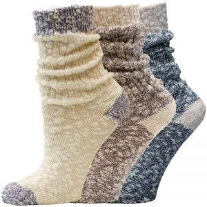 EarthHero - Organic Cotton Ragg Crew Socks 1