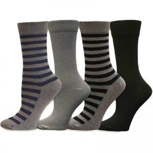 EarthHero - Organic Wool Dress Socks 1