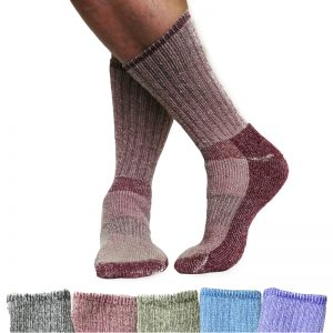 EarthHero - Organic Wool Killington Hiking Socks 1