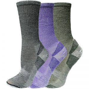 EarthHero - Organic Wool Urban Trail Crew Socks 1