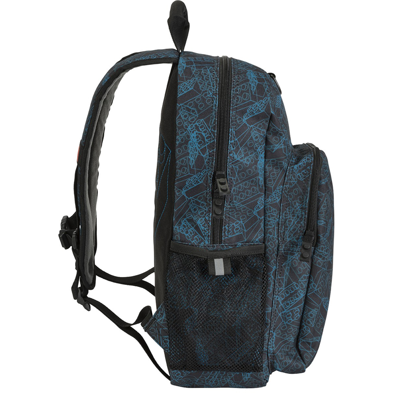 EarthHero - Brick Blueprint Heritage LEGO® Backpack - 2