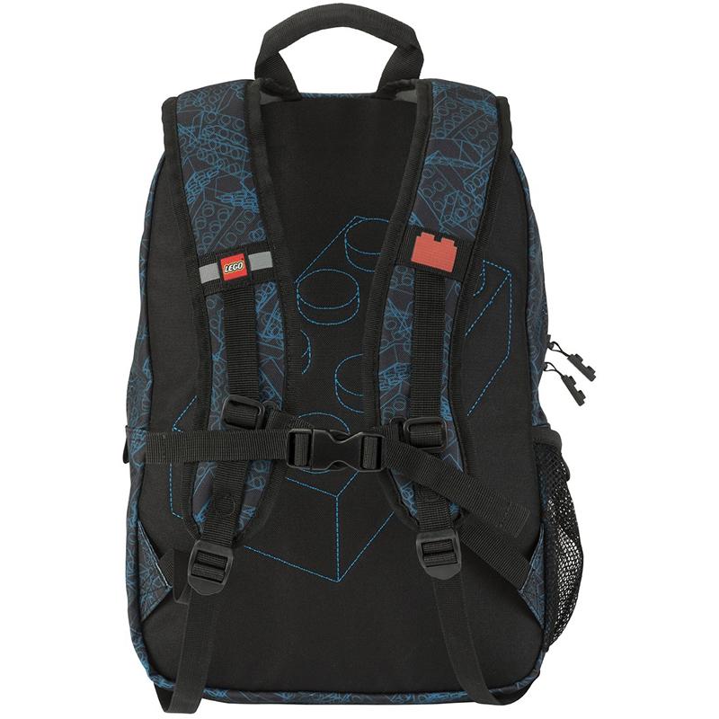EarthHero - Brick Blueprint Heritage LEGO® Backpack - 3