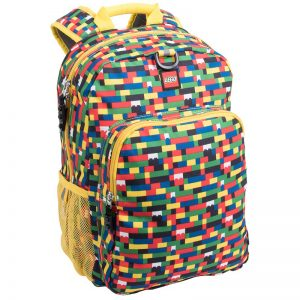 EarthHero - Brick Wall Heritage LEGO® Backpack - 1