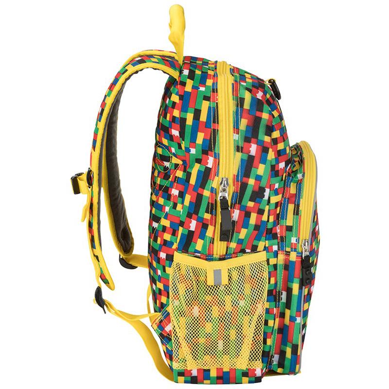 EarthHero - Brick Wall Heritage LEGO® Backpack - 2