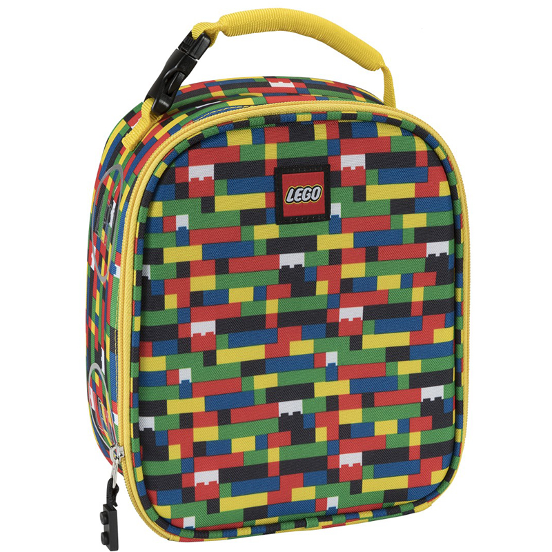 EarthHero - Brick Wall LEGO® Lunch Box - 1