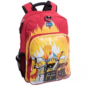 EarthHero - City Fire Heritage LEGO® Backpack - 1