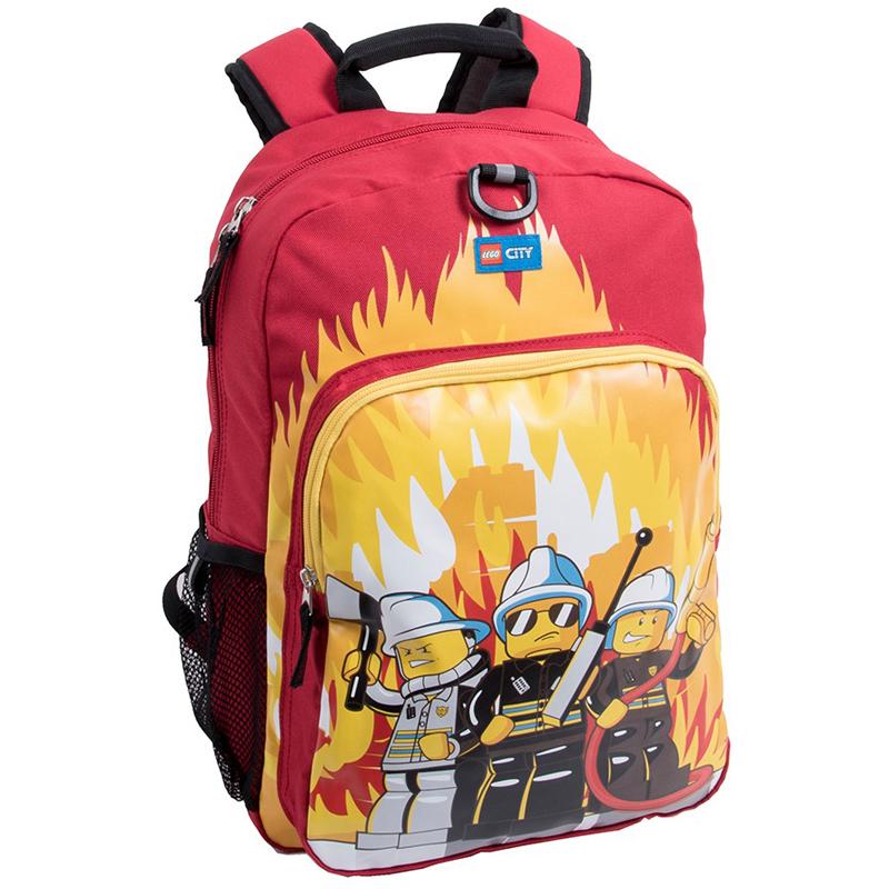 EarthHero - City Fire Heritage LEGO® Backpack - 1