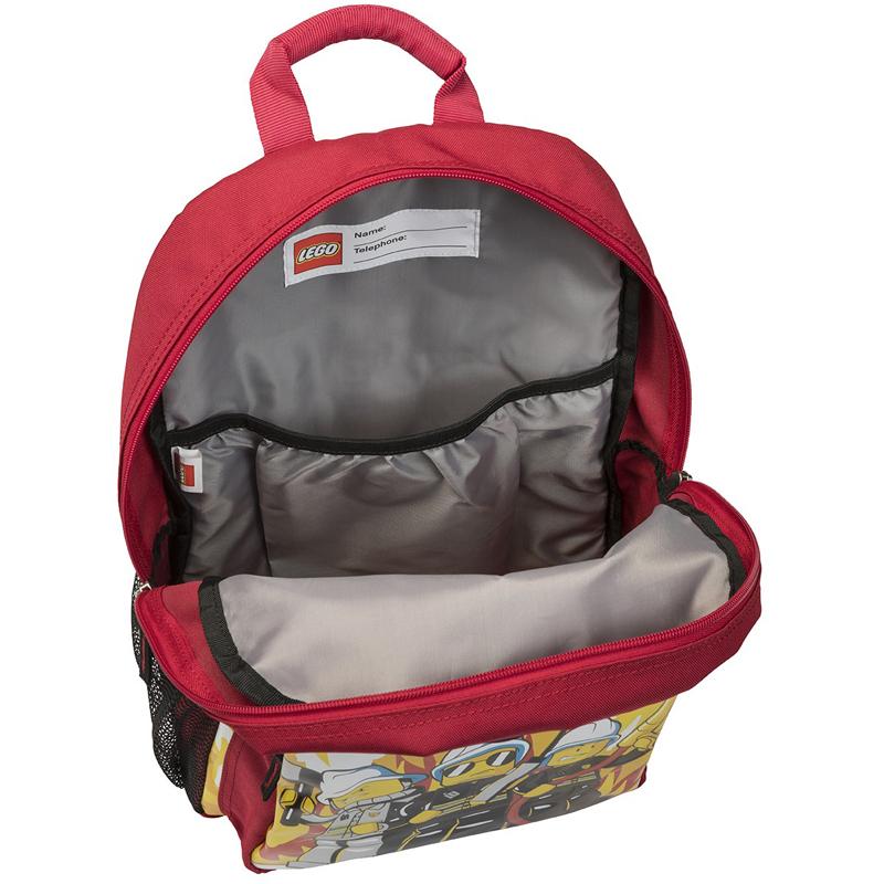EarthHero - City Fire Heritage LEGO® Backpack - 4