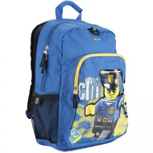 EarthHero - City Police Heritage LEGO® Backpack - 1