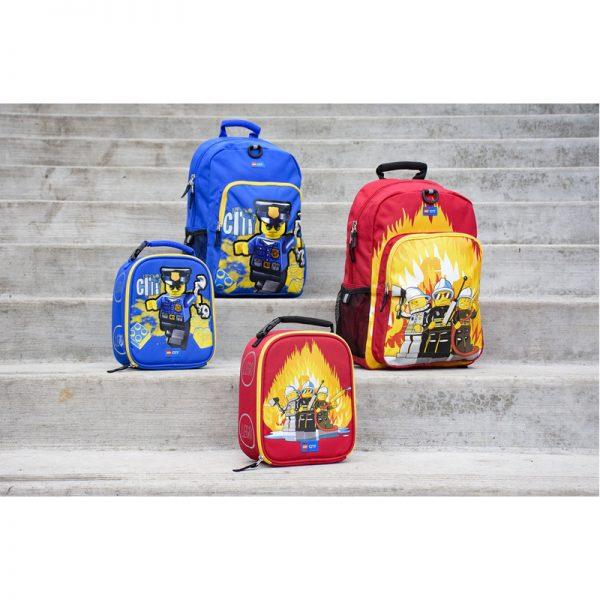 EarthHero - City Police Heritage LEGO® Backpack - 4