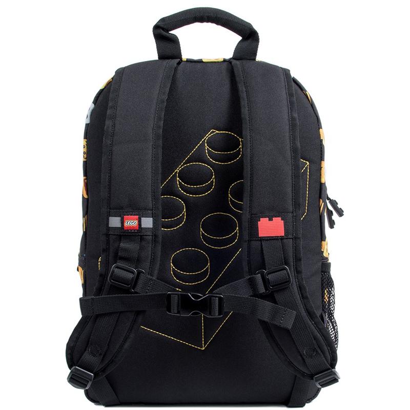 EarthHero - Minifigure Classic Heritage LEGO® Backpack - 3