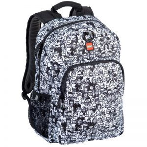 EarthHero - Minifigure Crowd Heritage LEGO® Backpack - 1