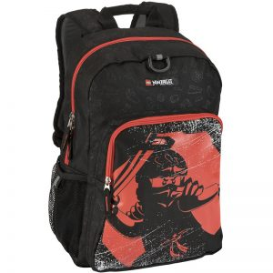 EarthHero - LEGO® NINJAGO® Red Ninja Heritage Backpack - 1