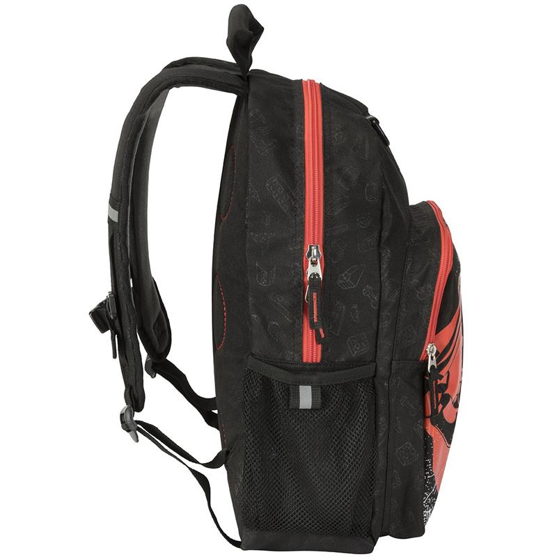 EarthHero - LEGO® NINJAGO® Red Ninja Heritage Backpack - 2