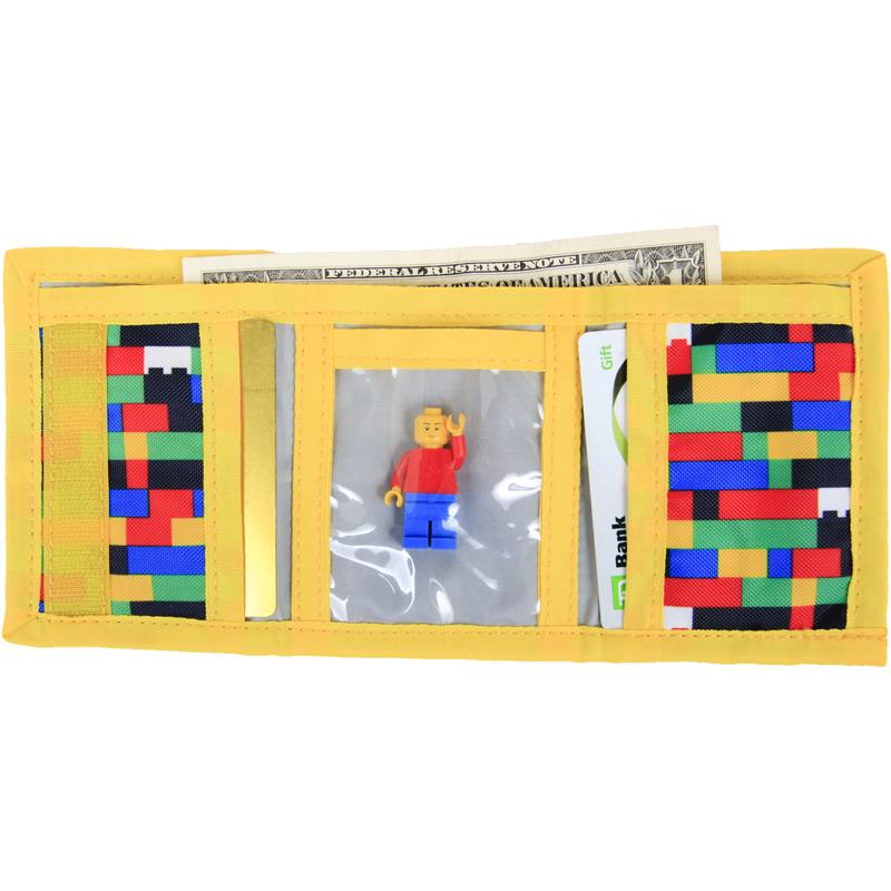 EarthHero - LEGO® Bag Brick Wallet - 2