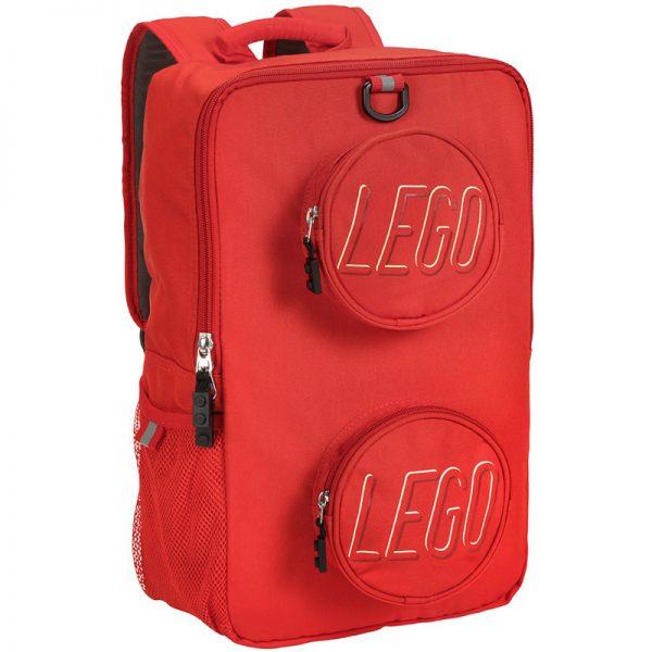 EarthHero - Classic Brick LEGO® Backpack  - Red
