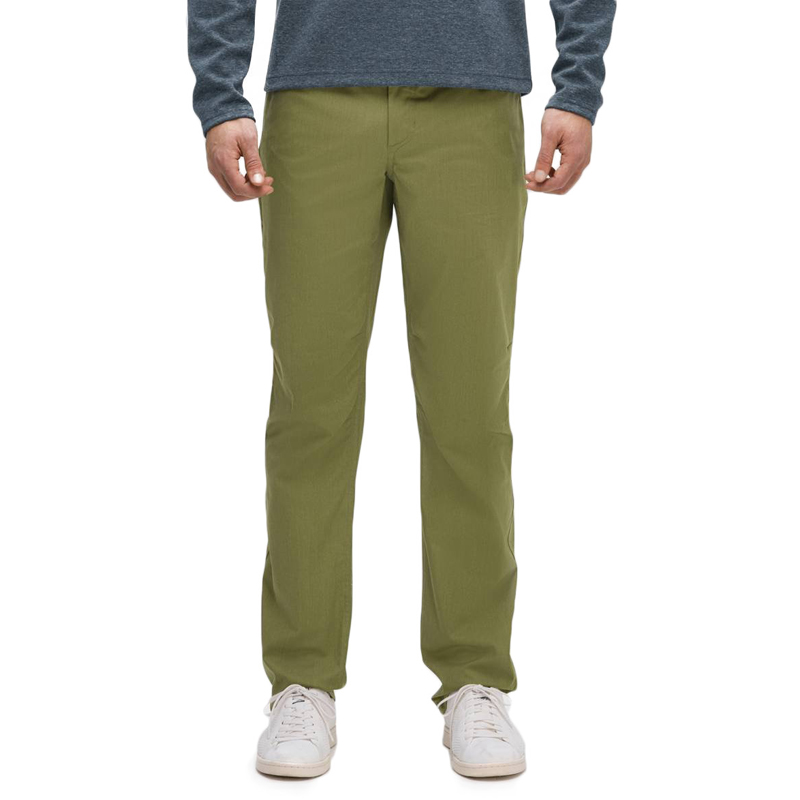 EarthHero - Men's Motil Stretch Pants - Loden Heather
