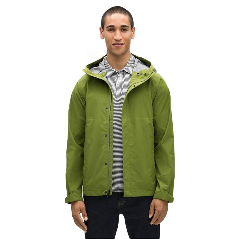 EarthHero - Men's Sequenchshell Waterproof Jacket - Cedar