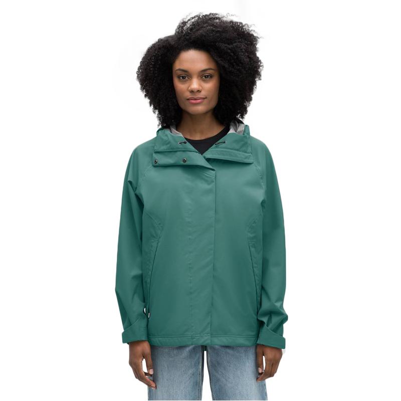 EarthHero - Women's Sequenchshell Waterproof Jacket - Mallard