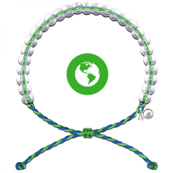 EarthHero - 4Ocean Recycled Earth Day Network Bracelet 1