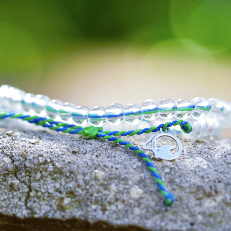 EarthHero - 4Ocean Recycled Earth Day Network Bracelet 3