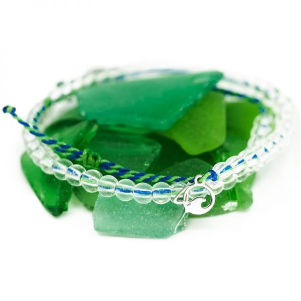 EarthHero - 4Ocean Recycled Earth Day Network Bracelet 2