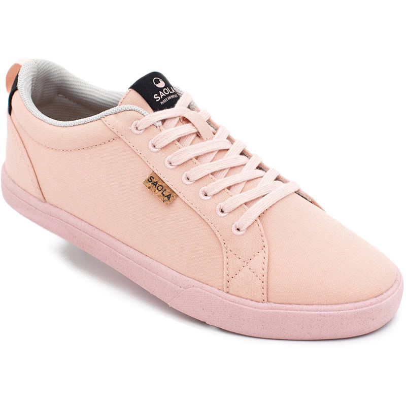 EarthHero - Women's Cannon Vegan Shoes - Rose Gold