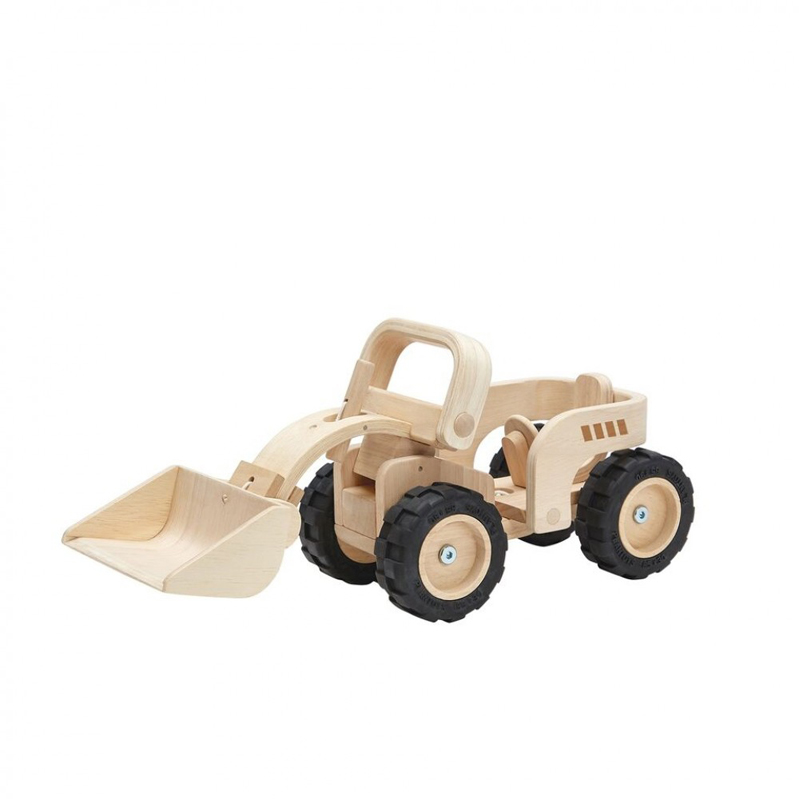 EarthHero - Bulldozer Toy - 1