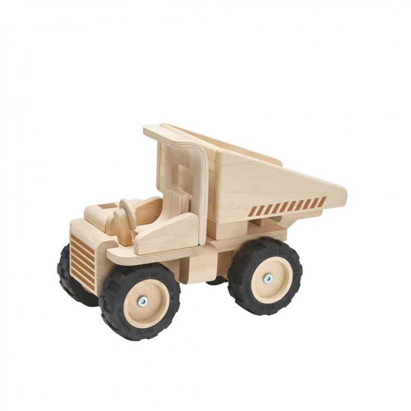 EarthHero - Dump Truck Toy - 1