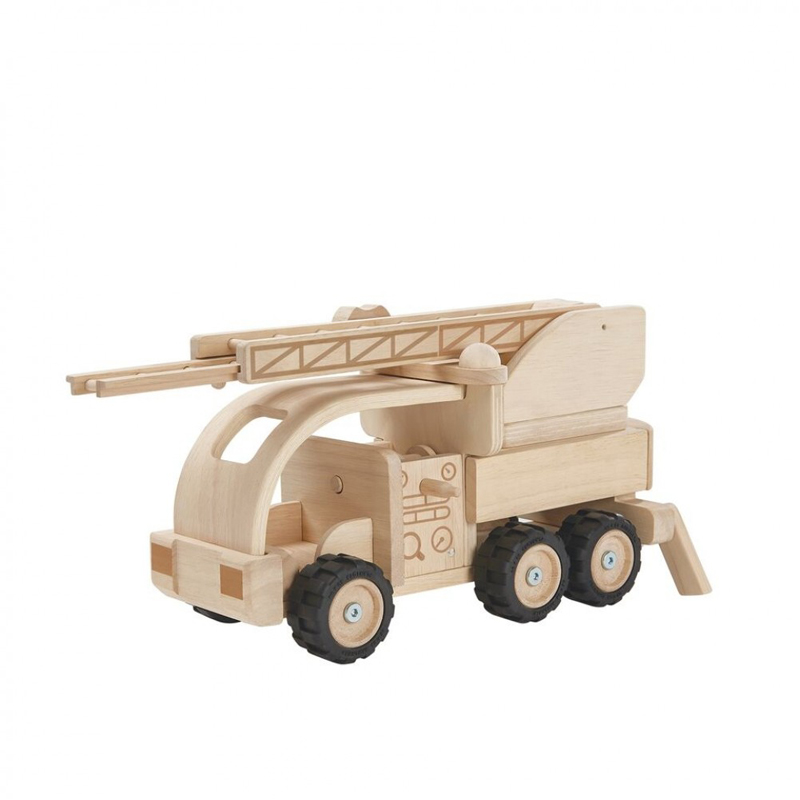 EarthHero - Fire Truck Toy - 1