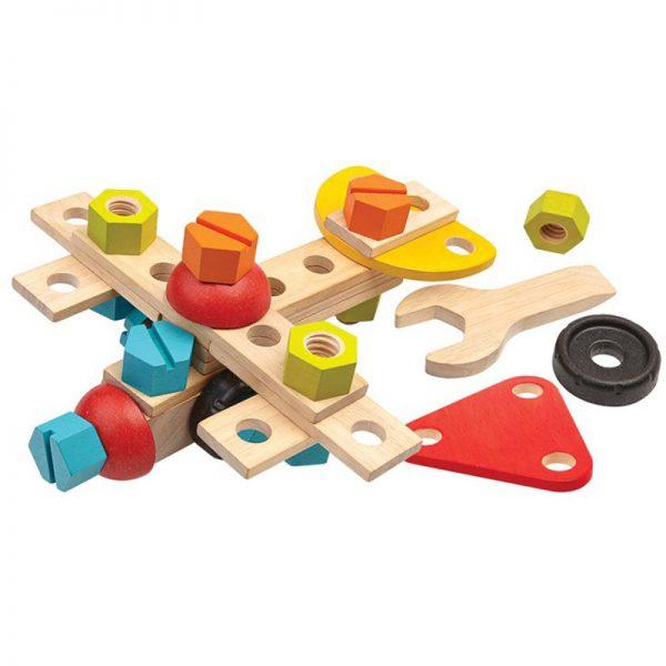 EarthHero - Kids Construction Toys - 1