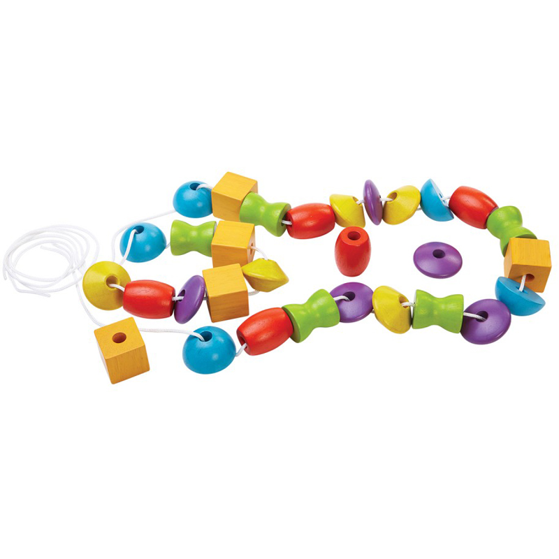 EarthHero - Kids Lacing Beads - 1