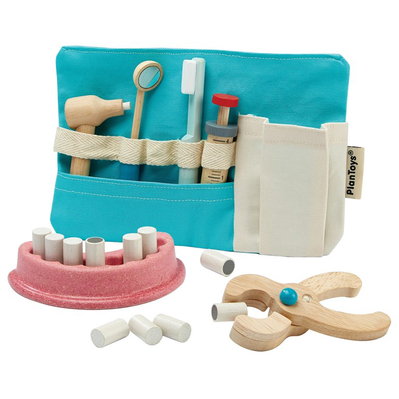 EarthHero - Pretend Play Kids Dentist Kit - 1