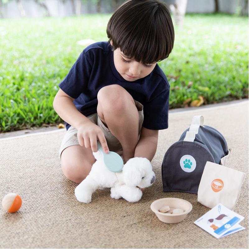 EarthHero - Pretend Play Kids Pet Care Set - 2