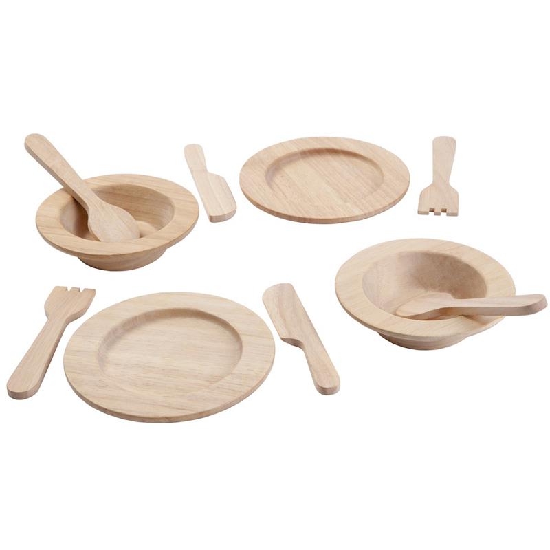 EarthHero - Pretend Play Tablewear Set - 1