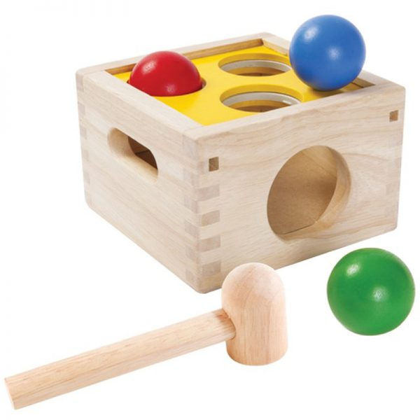 EarthHero - Punch & Drop Shape Sorter - 1